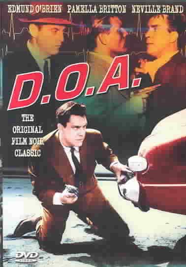 D.O.A. BY O'BRIEN,EDMOND (DVD)