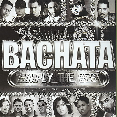 BACHATA SIMPLY THE BEST (CD)