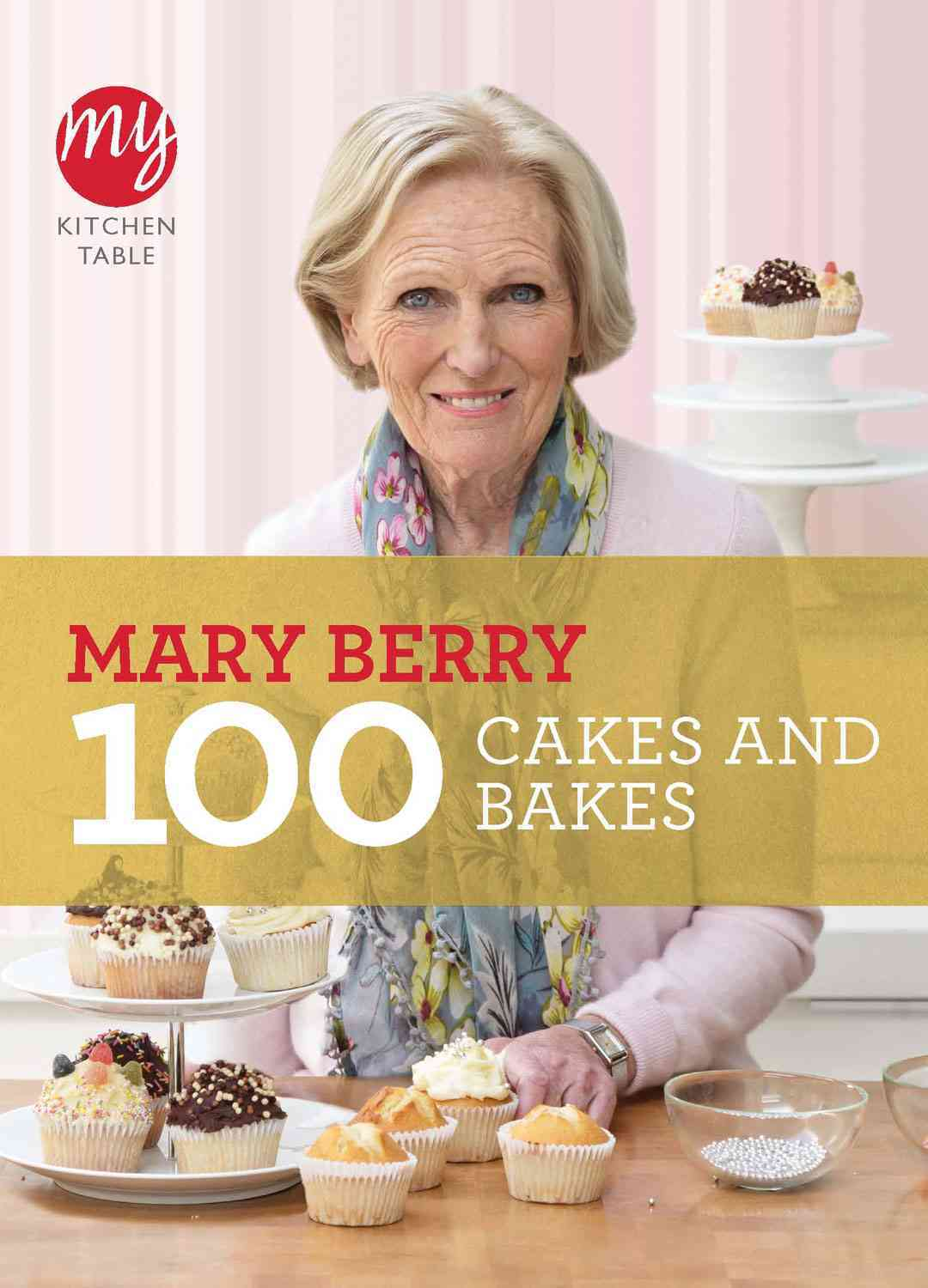 100 Cakes and Bakes By Berry, Mary